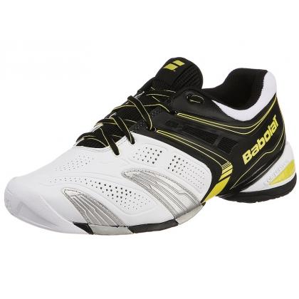 Babolat V-Pro 2 OMNI Yellow Men's Shoes