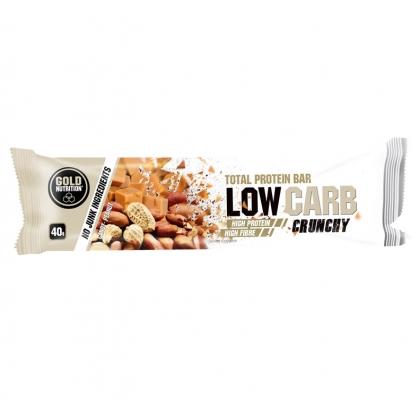 Gold Nutrition Protein bar low carb crunchy choc peanut