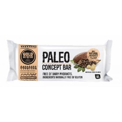 Gold Nutrition Paleo Concept Bar Macadamia-Cocoa