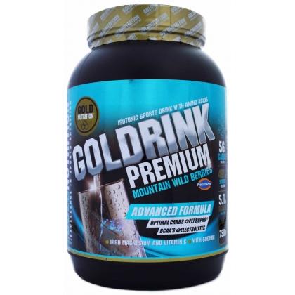 Gold Nutrition Goldrink Premium 750 grams