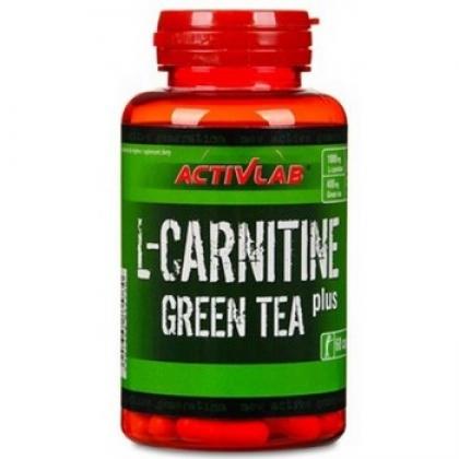 L-CARNITINE PLUS GREEN TEA 60 CAPS